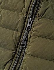 J. Lindeberg Ski - M Ease Sweater-JL Down - ski jackets - forest green - 6