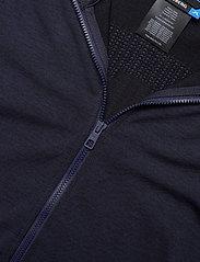 J. Lindeberg Ski - Gamon-Seamless Mid - sweatshirts - navy melange - 2