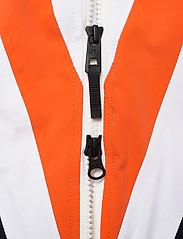 J. Lindeberg Ski - W Wrangell Jkt-Dermizax EV 2L - insulated jackets - juicy orange - 7