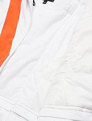 J. Lindeberg Ski - W Wrangell Jkt-Dermizax EV 2L - insulated jackets - juicy orange - 8