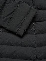 J. Lindeberg Ski - W Ease Hooded Liner-JL Down - untuvatakit - black - 4