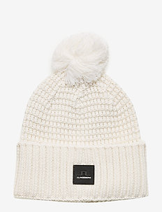 Ball Hat-Wool Blend - huer - cloud white