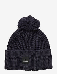 Ball Hat-Wool Blend - huer - jl navy