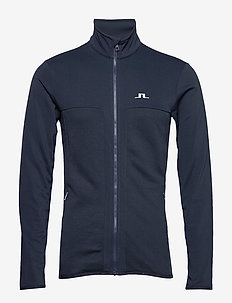 Hubbard Mid Jkt-Brushed Fields - JL NAVY