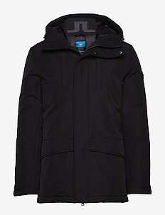M Radiator Down Parka-Down PES - down jackets - black