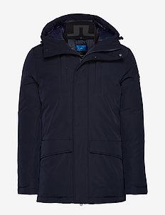 M Radiator Down Parka-Down PES - down jackets - jl navy
