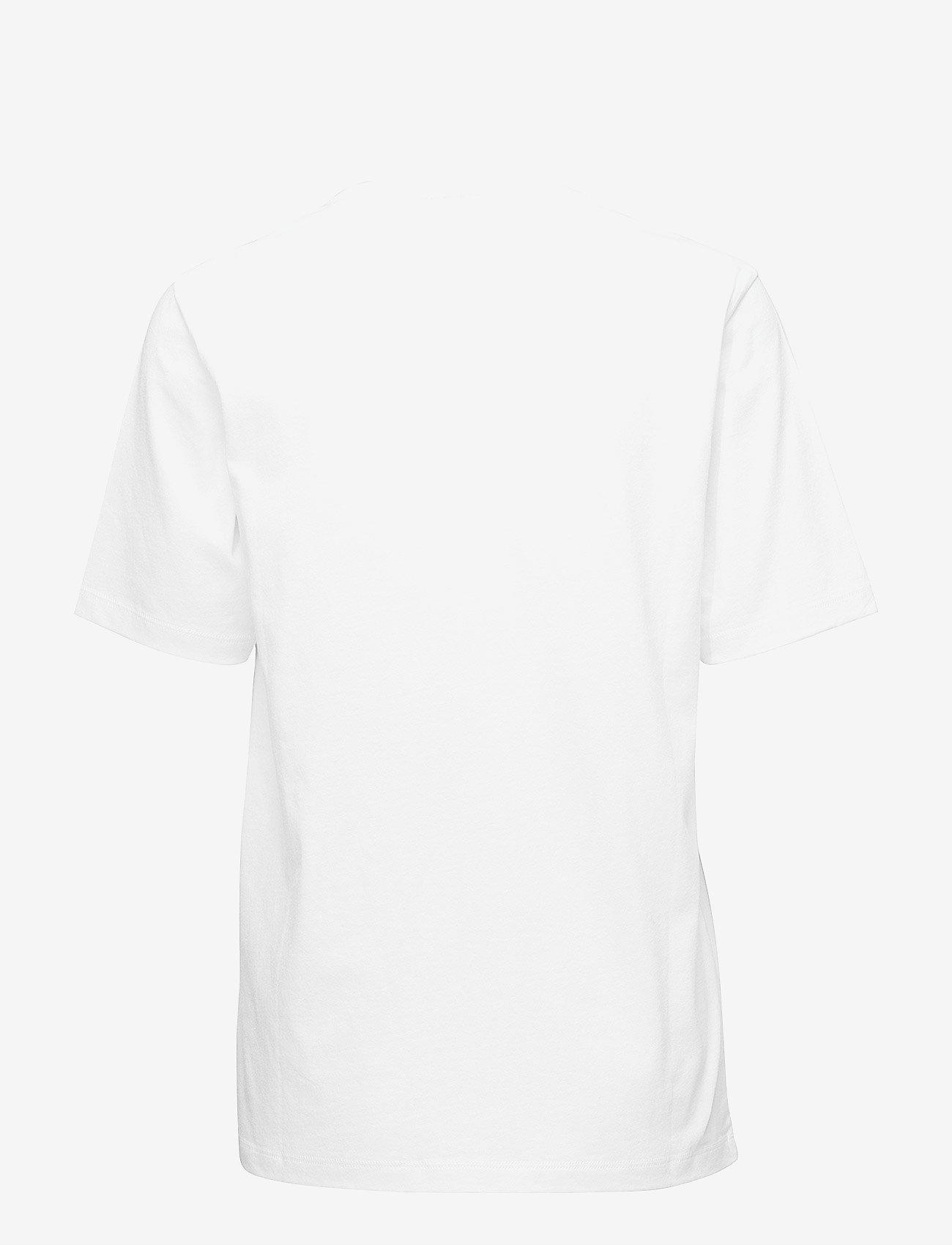 J. Lindeberg Elin Supima Cotton - T-shirts & Tops WHITE