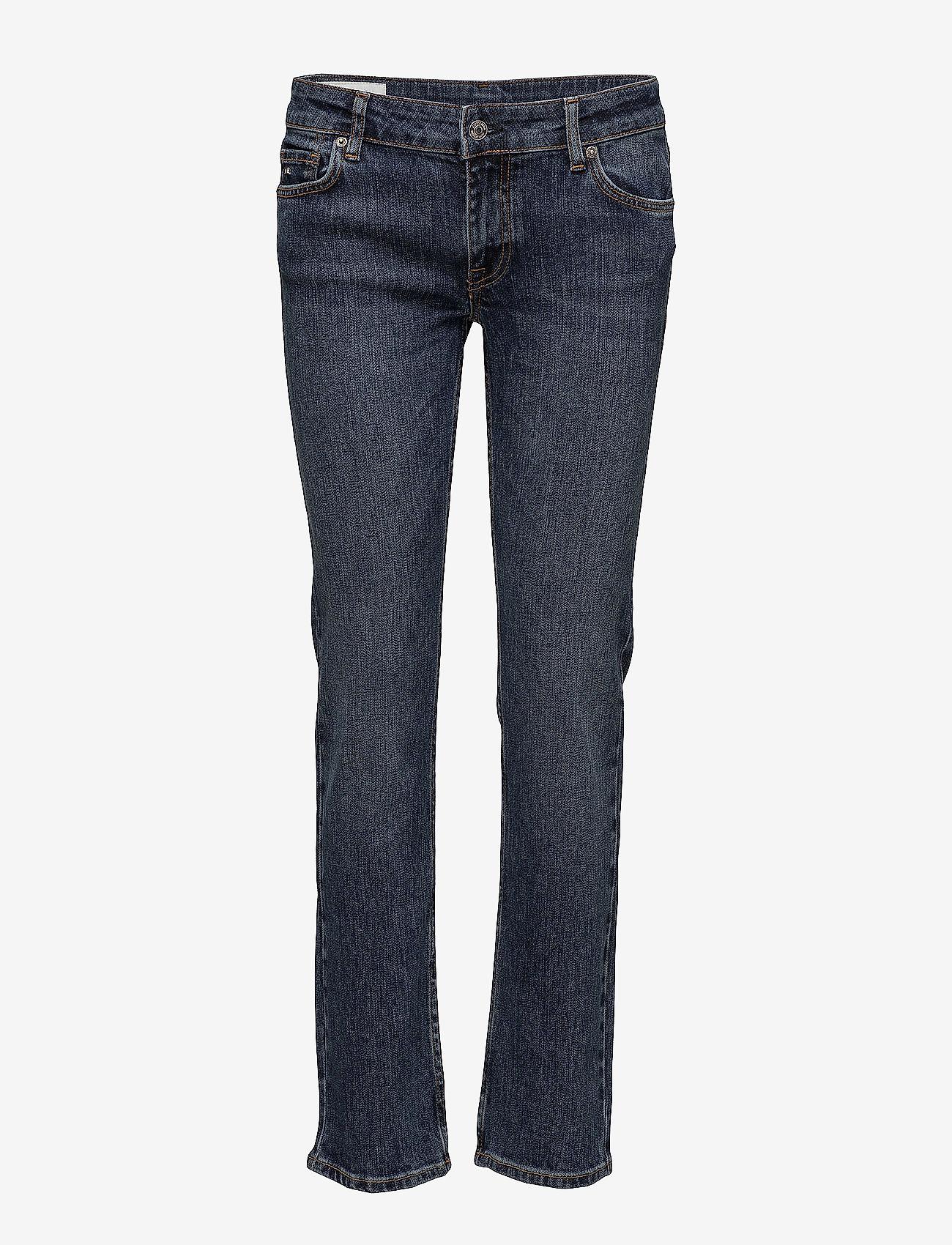 J. Lindeberg - Lowe Bowl - straight jeans - mid blue