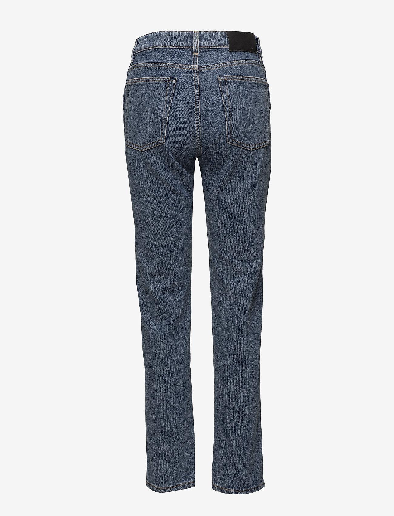 J. Lindeberg Study Fuji Blue - Jeans MID BLUE
