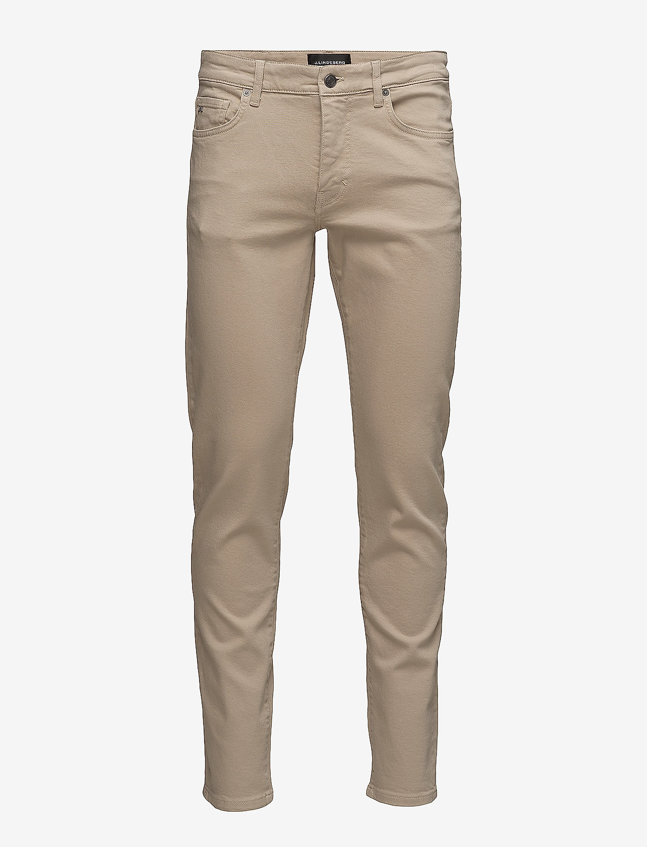 J. Lindeberg - Jay Solid Stretch - slim jeans - oxford tan - 0