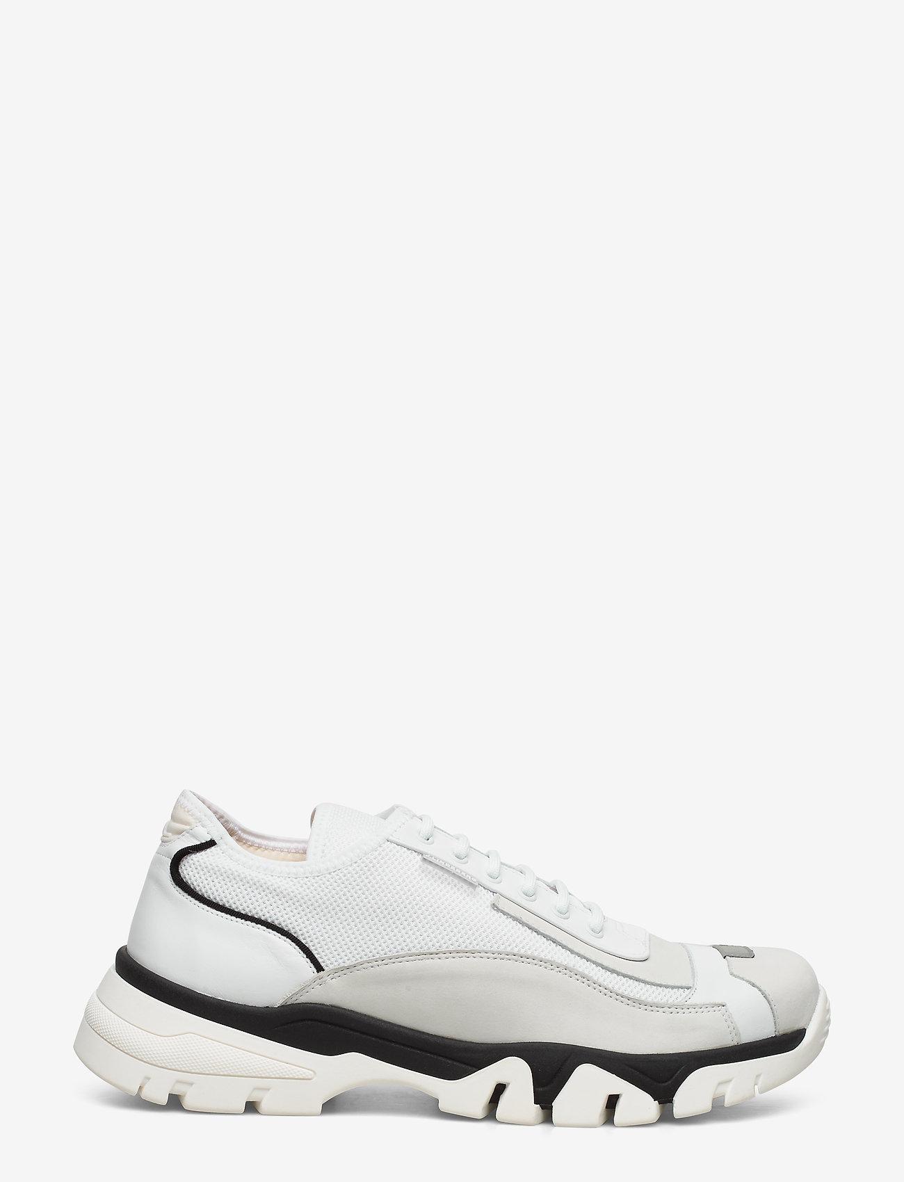 J. Lindeberg - Rory LT Sneaker-Mixed fabric - niedriger schnitt - white - 1