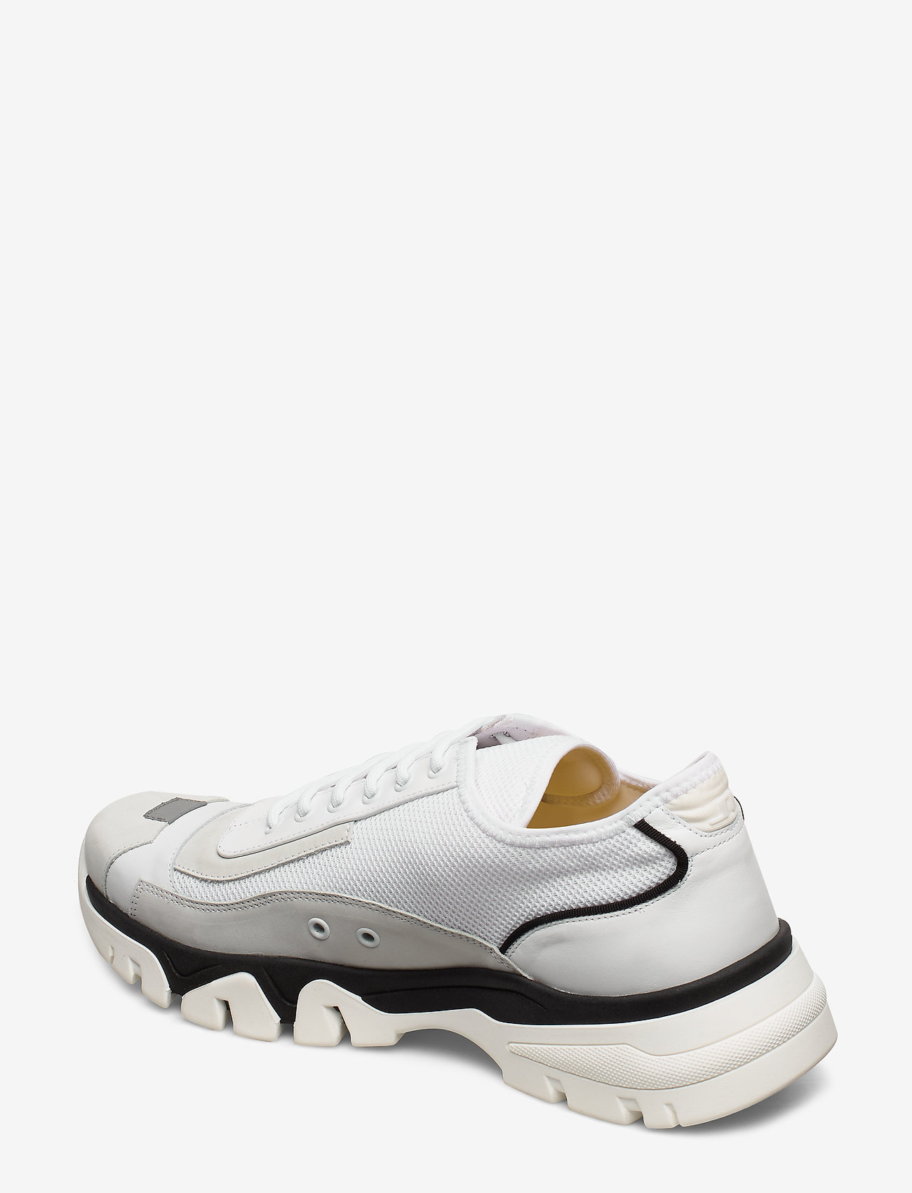 Rory Lt Sneaker-mixed Fabric (White) - J. Lindeberg