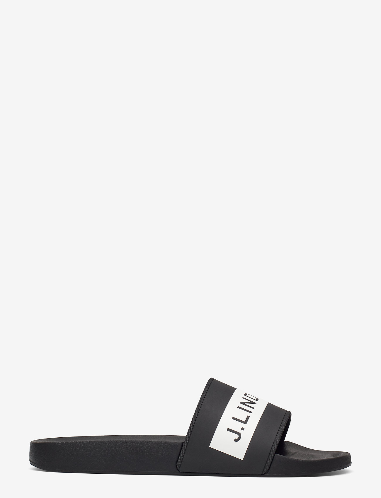 J. Lindeberg - Casual Summer Slide - pool sliders - black - 1