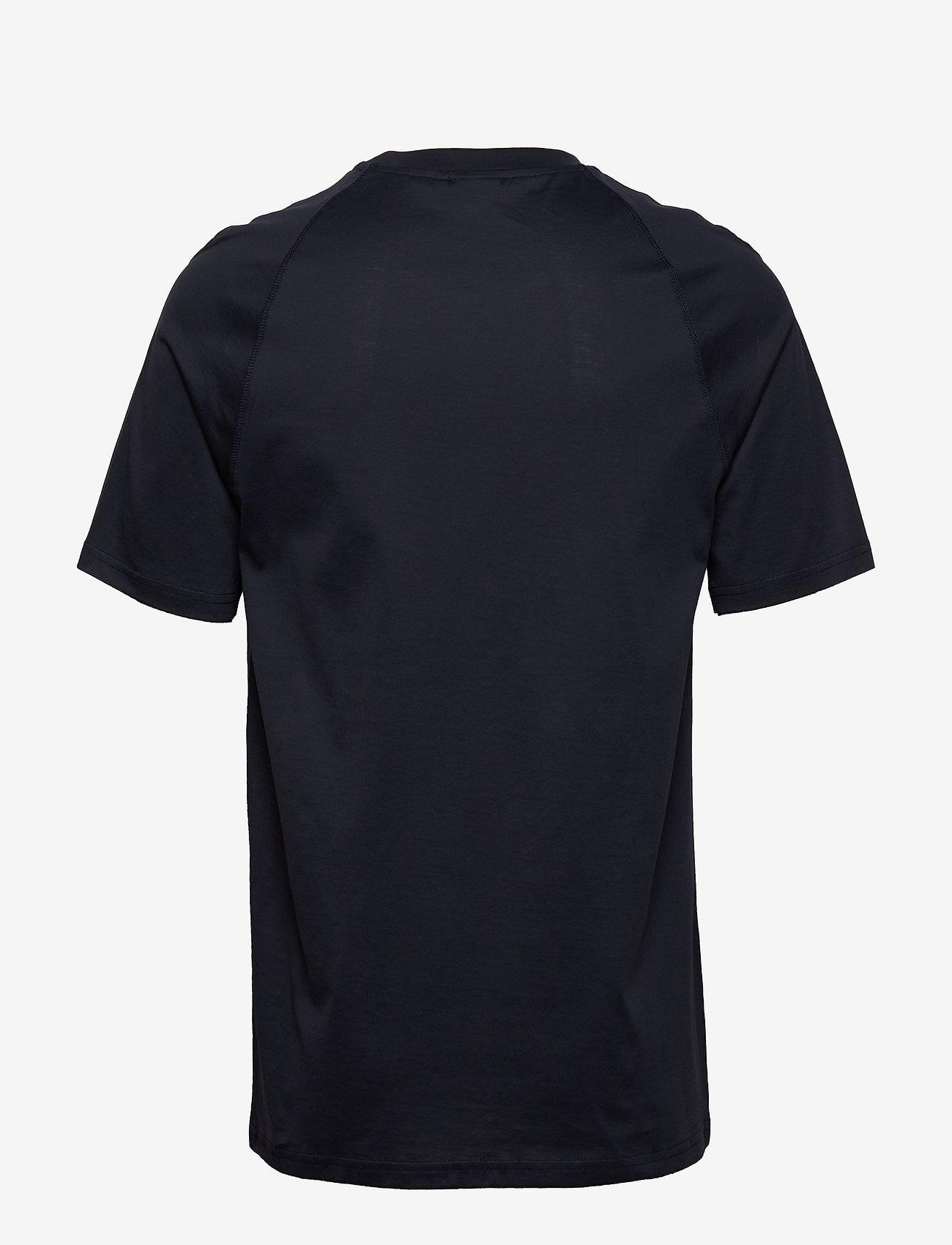 J. Lindeberg - Jordan Bridge t-shirt cotton - basic t-shirts - jl navy - 1