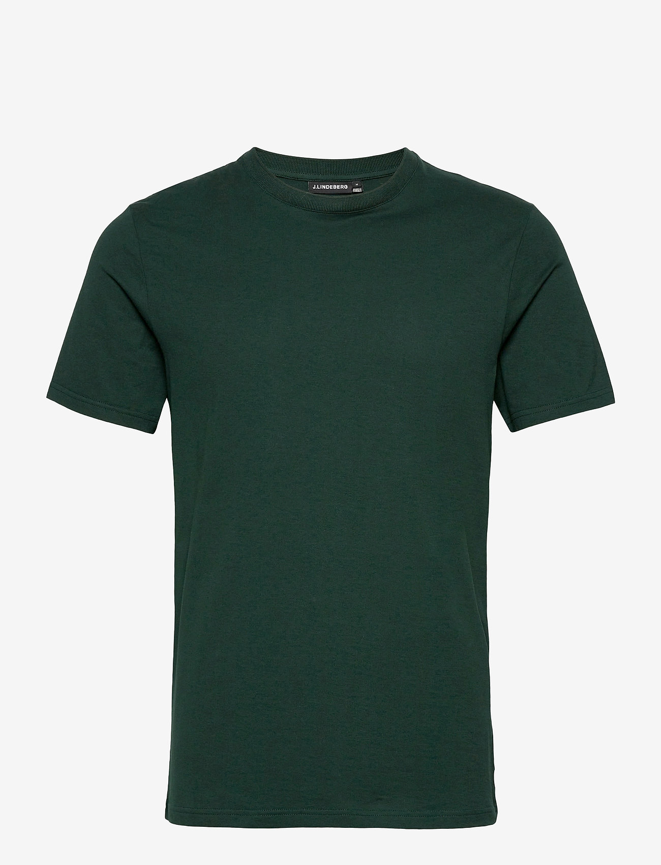 J. Lindeberg - Silo T-shirt - basic t-shirts - hunter green - 1