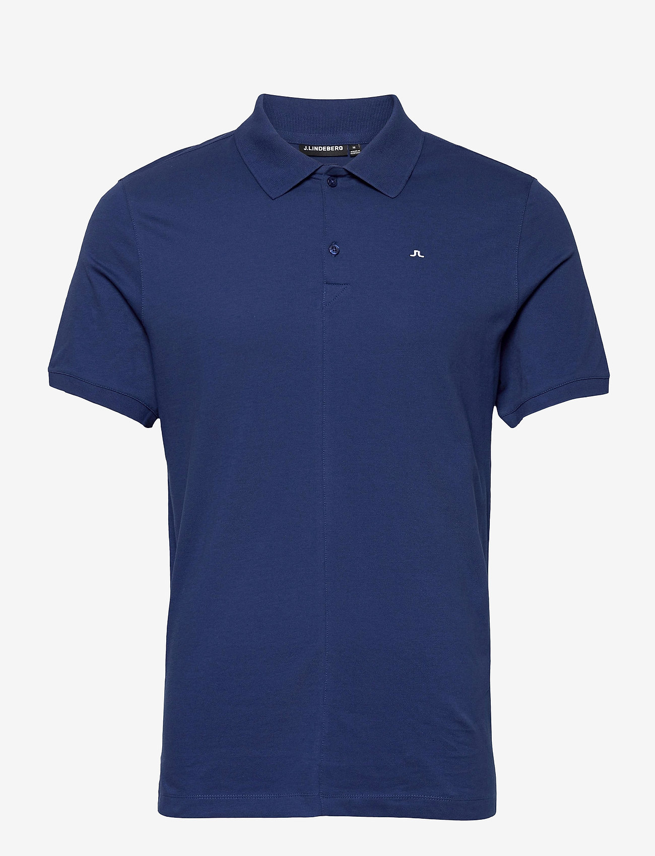 J. Lindeberg - Rubi Slim Polo Shirt - kurzärmelig - midnight blue - 1