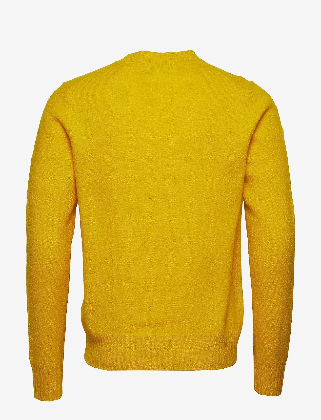J. Lindeberg Tristan-brushed Wool - Knitwear