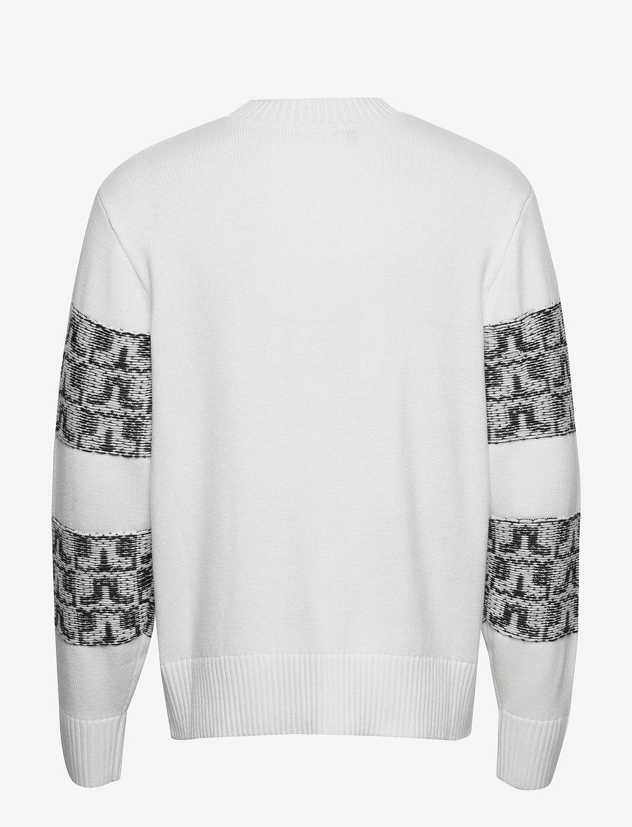 J. Lindeberg - Macauley-Wool Coolmax - pyöreäaukkoiset - white
