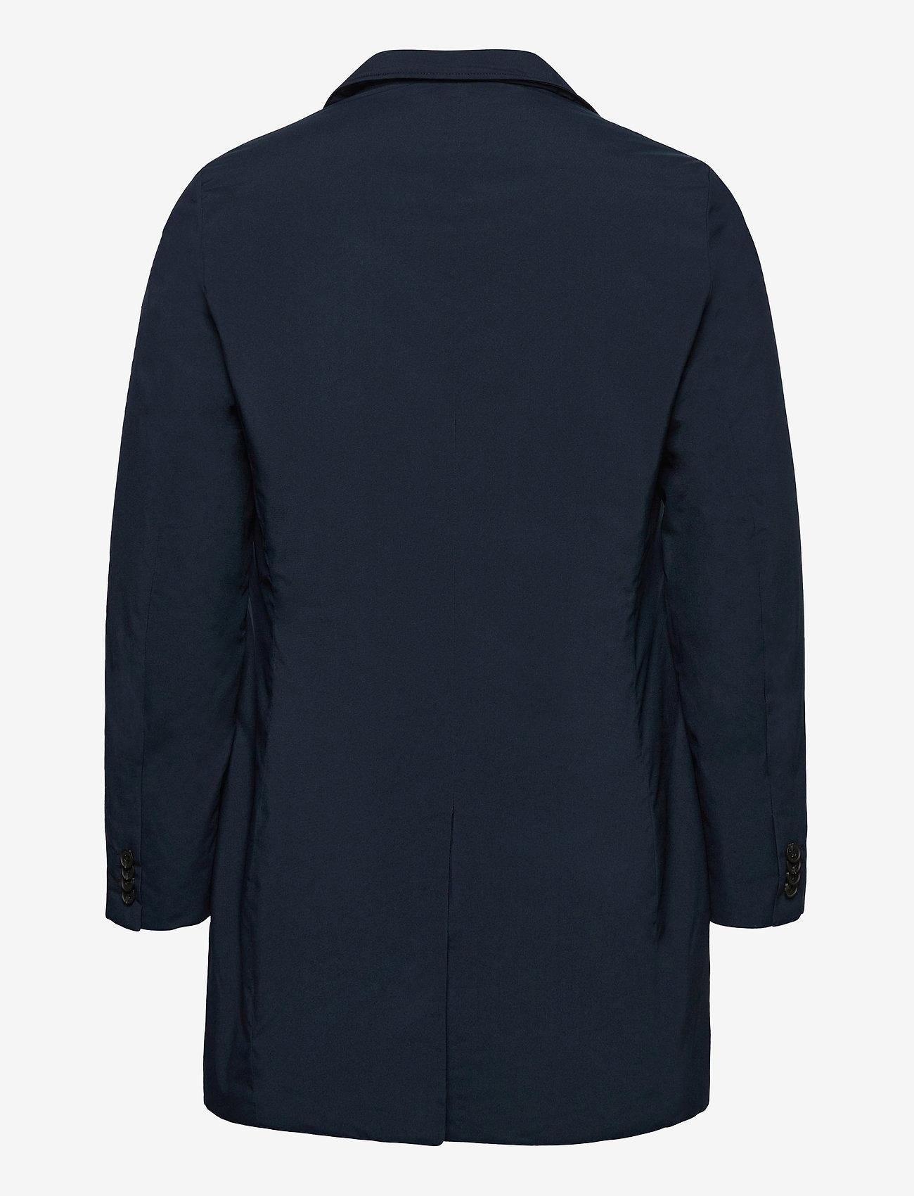 J. Lindeberg - Wolger Tech Padded Coat - manteaux legères - jl navy - 1