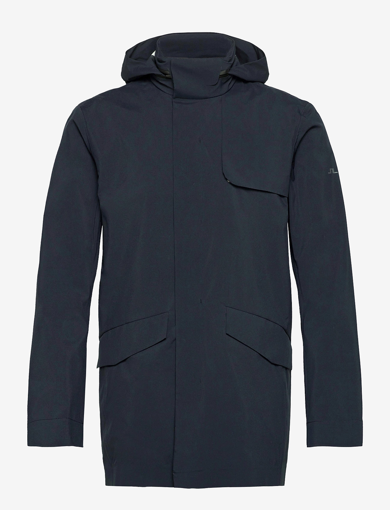 J. Lindeberg - Alph Mech Stretch jacket - leichte jacken - jl navy - 0