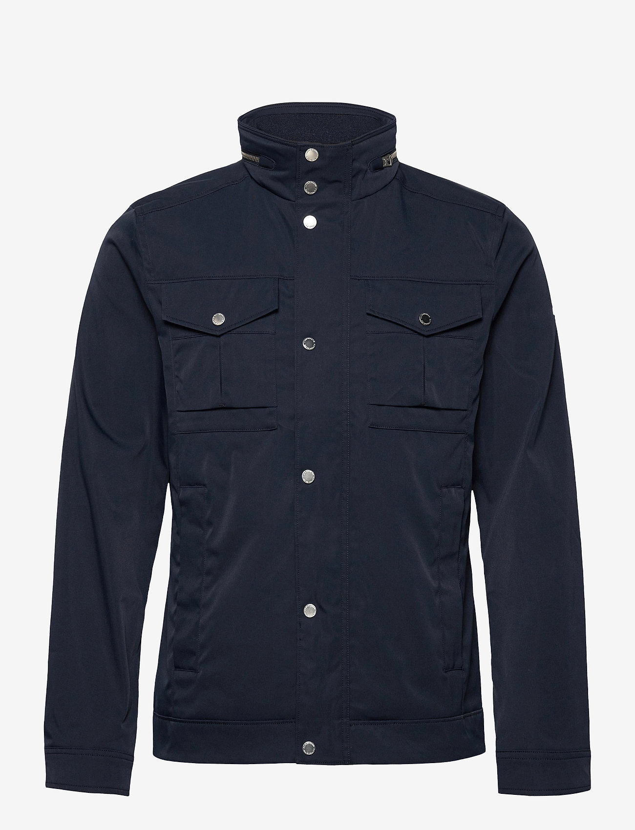 J. Lindeberg - Bailey Poly Stretch jacket - leichte jacken - jl navy - 1