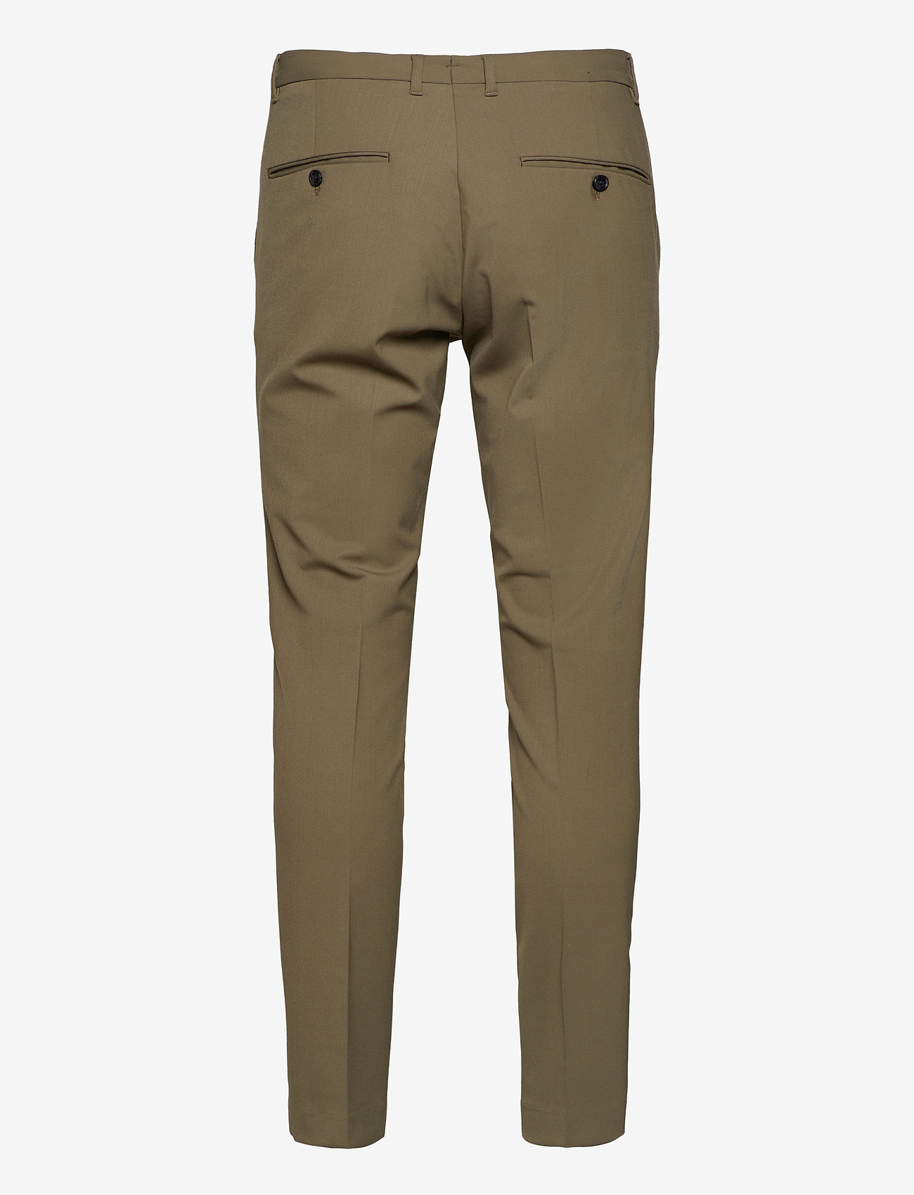 J. Lindeberg - Grant Stretch Twill Pants - anzugshosen - army green - 1