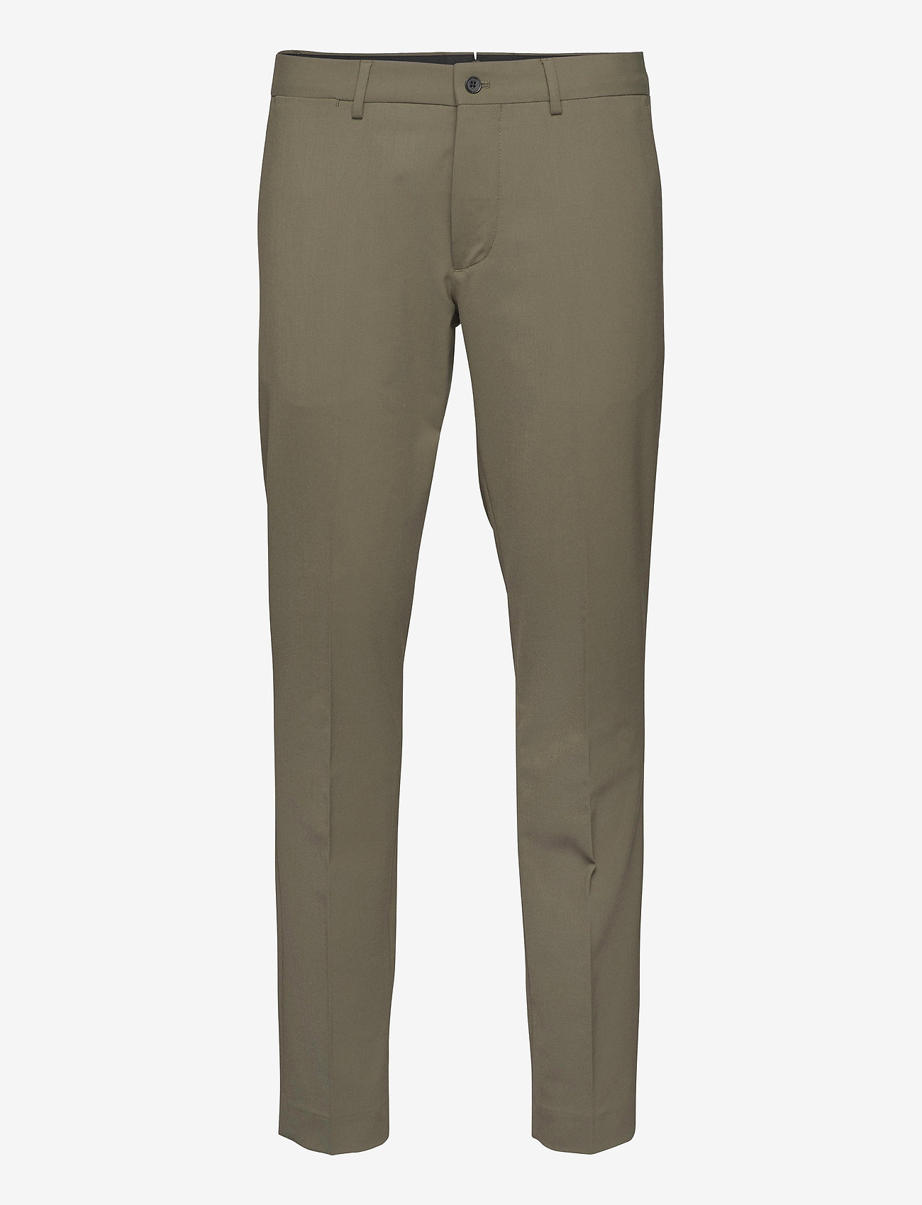 J. Lindeberg - Grant Stretch Twill Pants - chinos - army green - 0