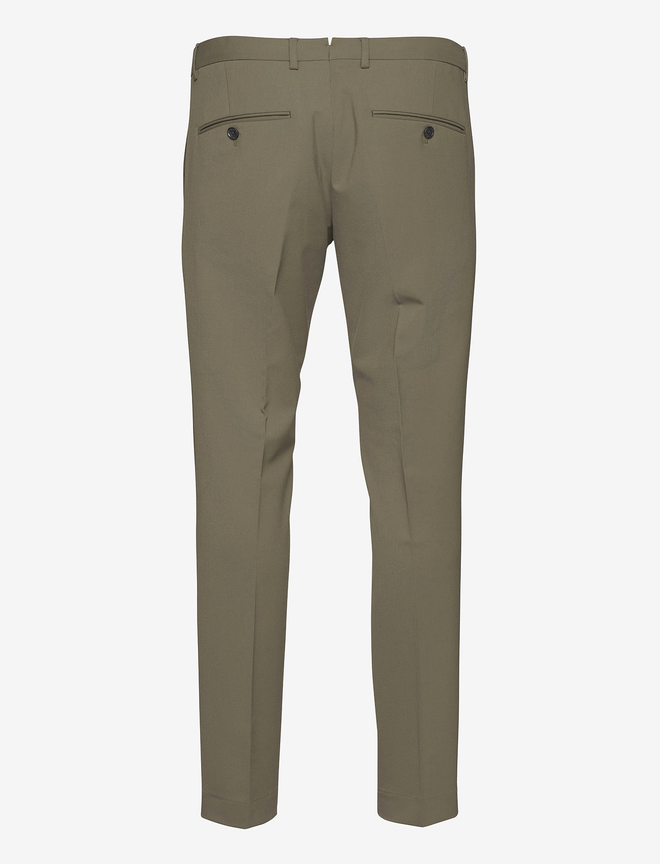 J. Lindeberg - Grant Stretch Twill Pants - chinos - army green - 1