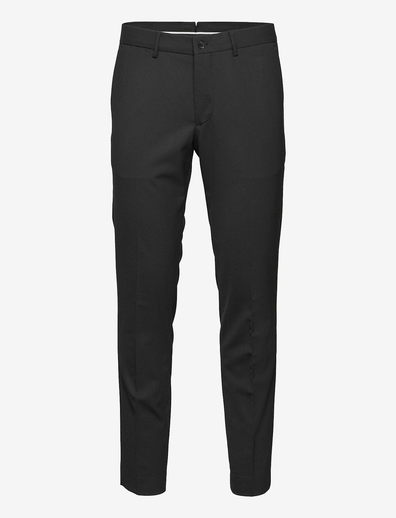 J. Lindeberg - Grant Stretch Twill Pants - chinos - black - 1