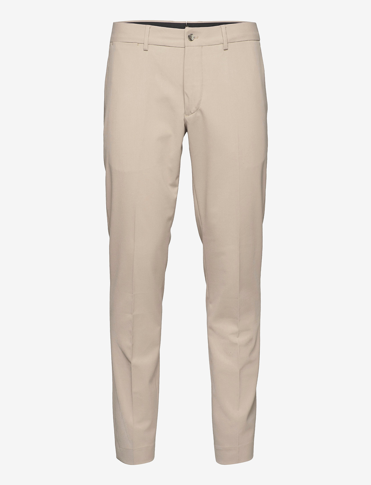 J. Lindeberg - Grant Stretch Twill Pants - chinos - sand grey - 1