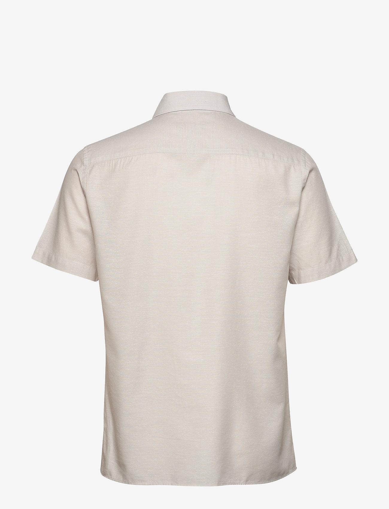 J. Lindeberg - Daniel Resort SS-Silk Speckle - chemises basiques - cloud grey - 1