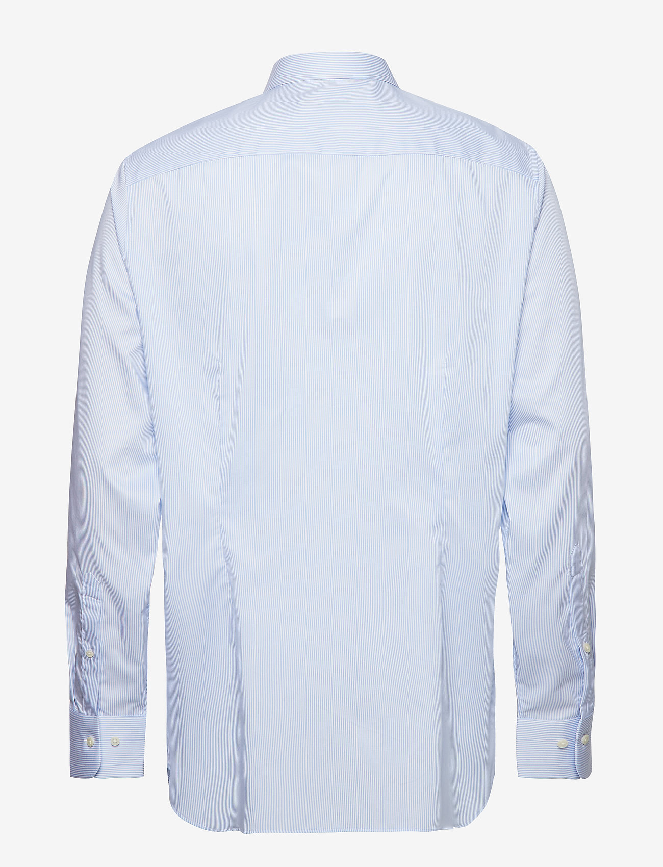 J. Lindeberg - Daniel CA TL Non-iron Twill - chemises basiques - ice flow - 1