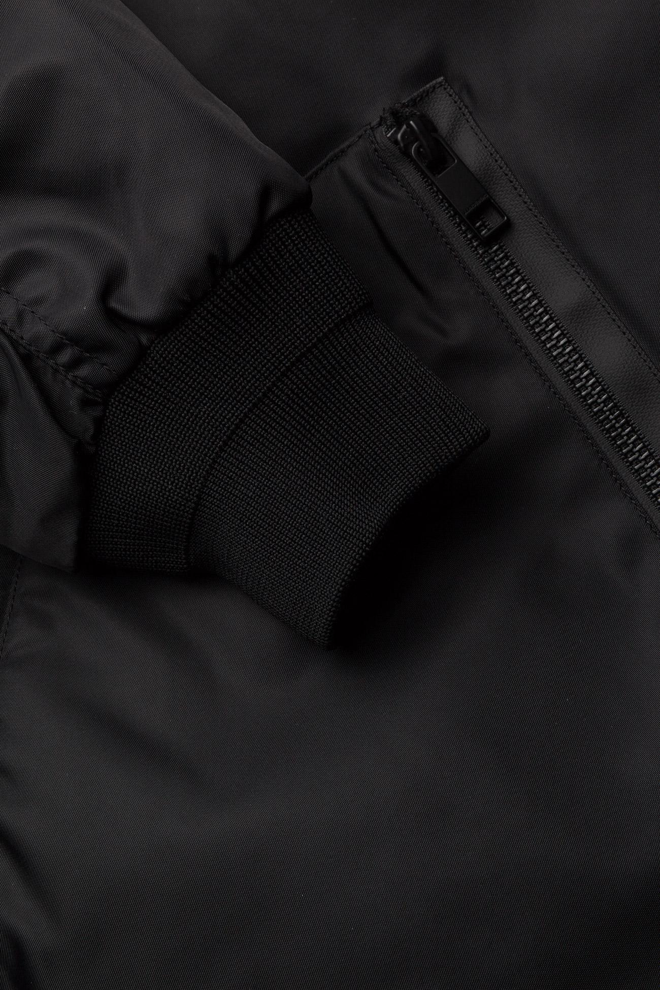 J. Lindeberg Hill 76 Muted Nylon - Jackor & Rockar Black