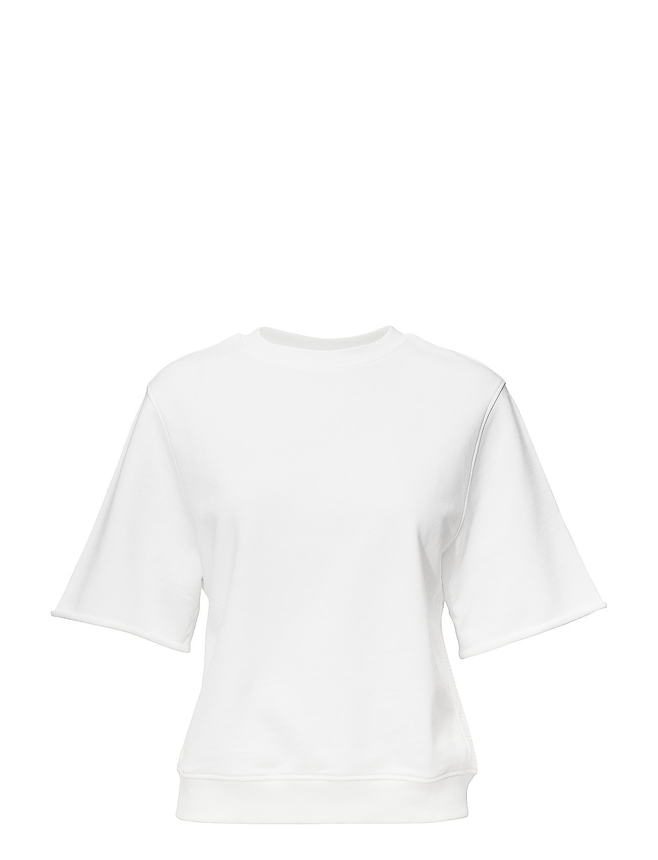 J. Lindeberg Rubina Stitched Sweat - WHITE