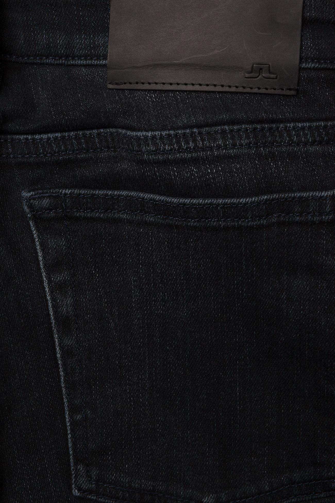 J. Lindeberg Lowe Blublack - Jeans DARK BLUE
