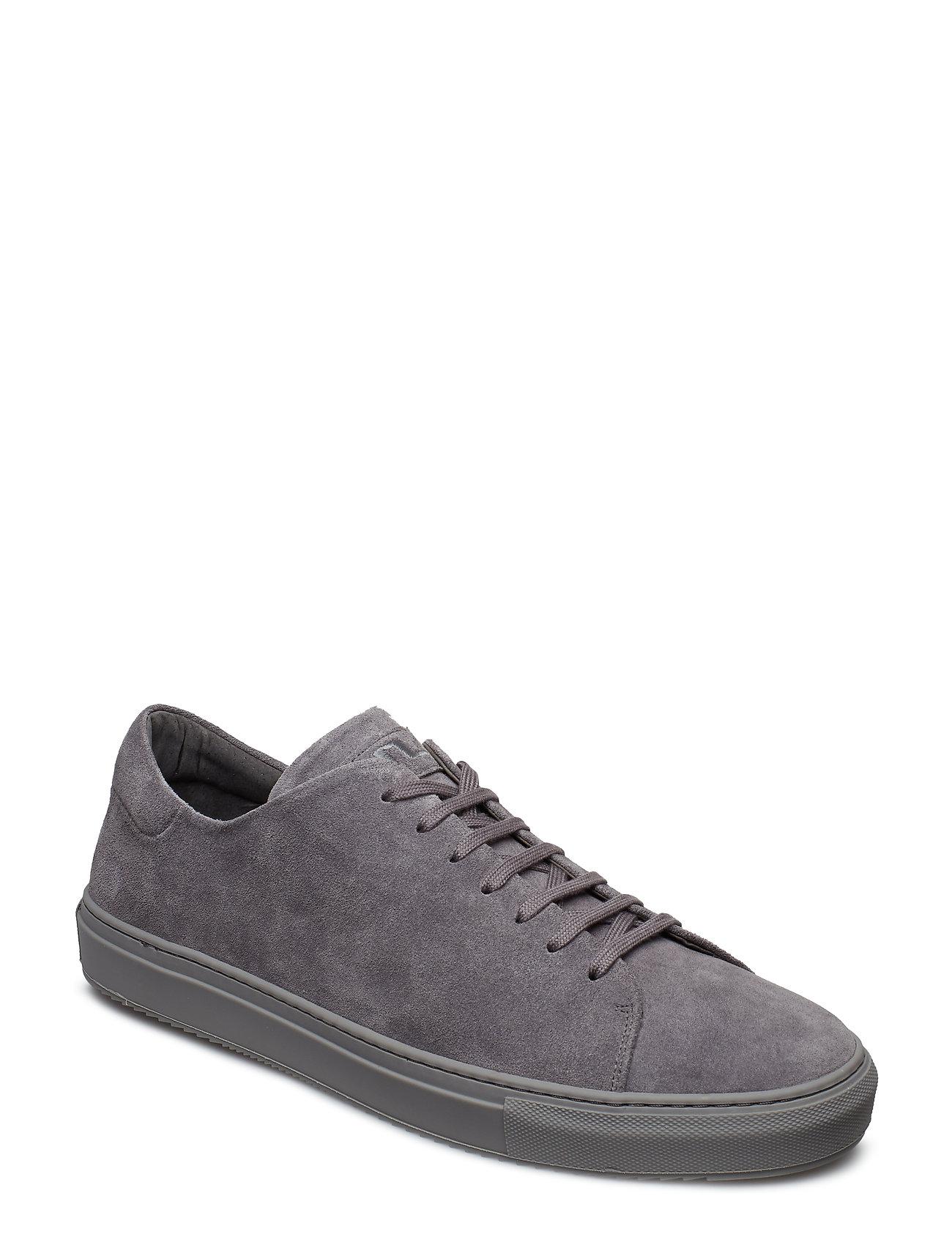 Image of Sneaker Lt Block Suede Low-top Sneakers Grå J. LINDEBERG (3118025175)