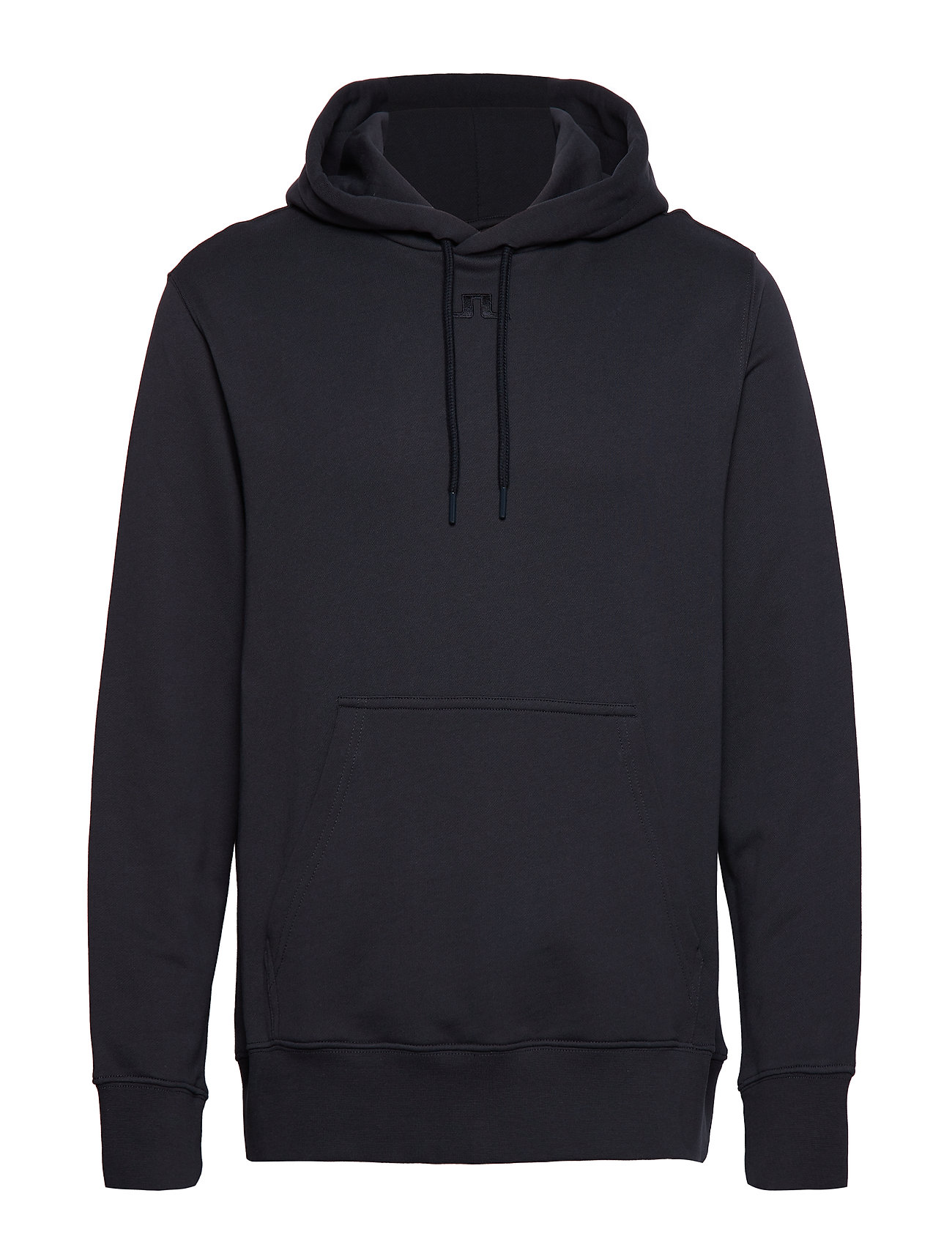 J. Lindeberg Hurl Hood Ring Loop Sweat - JL NAVY