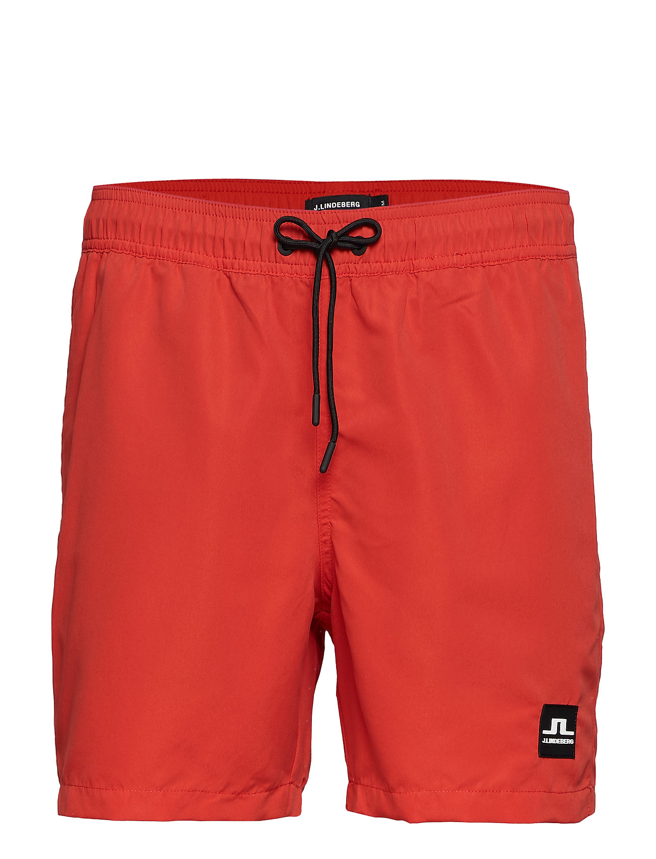 J. Lindeberg Banks Solid Swim - DEEP RED