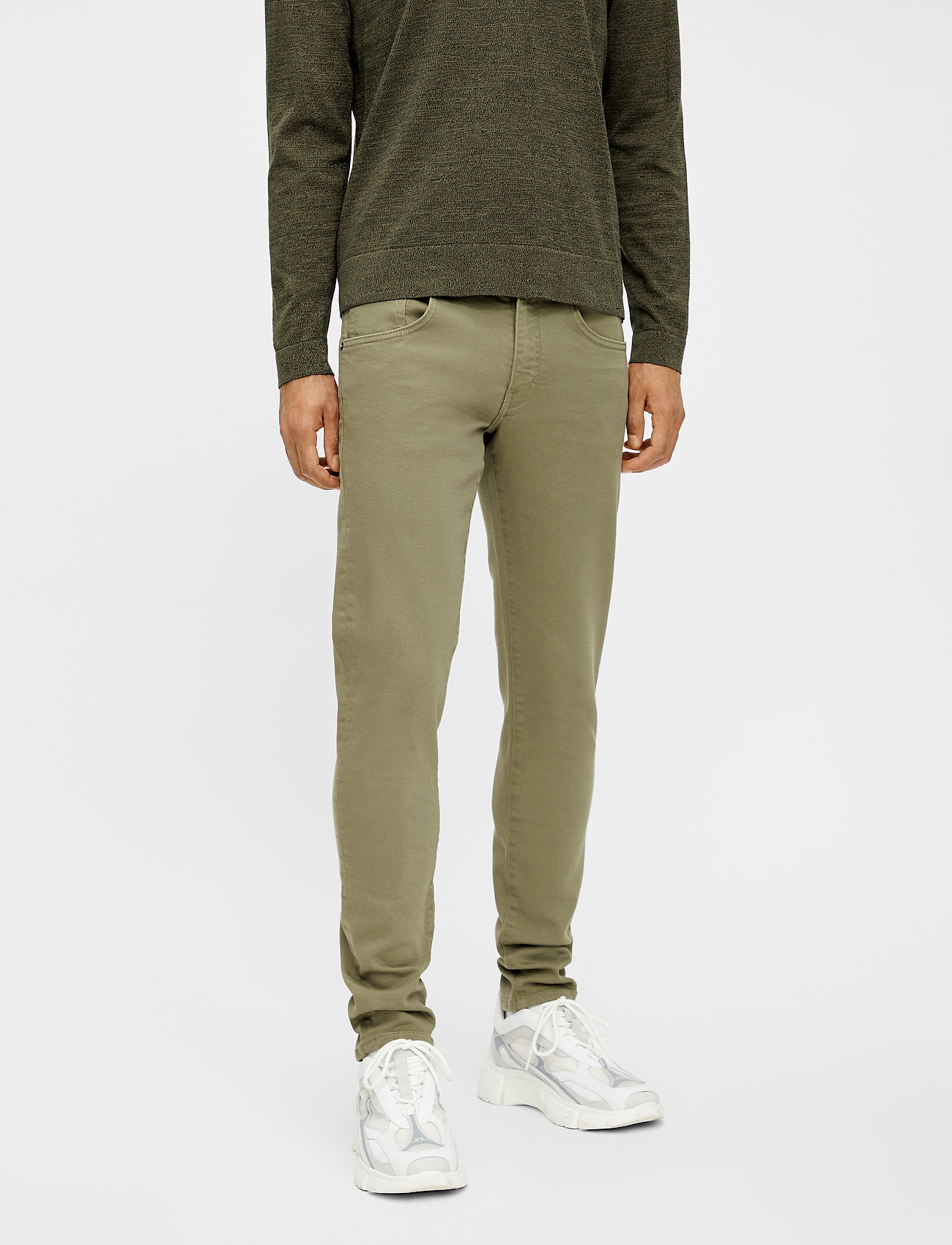 J. Lindeberg - Jay-Solid Stretch - skinny jeans - lake green - 0