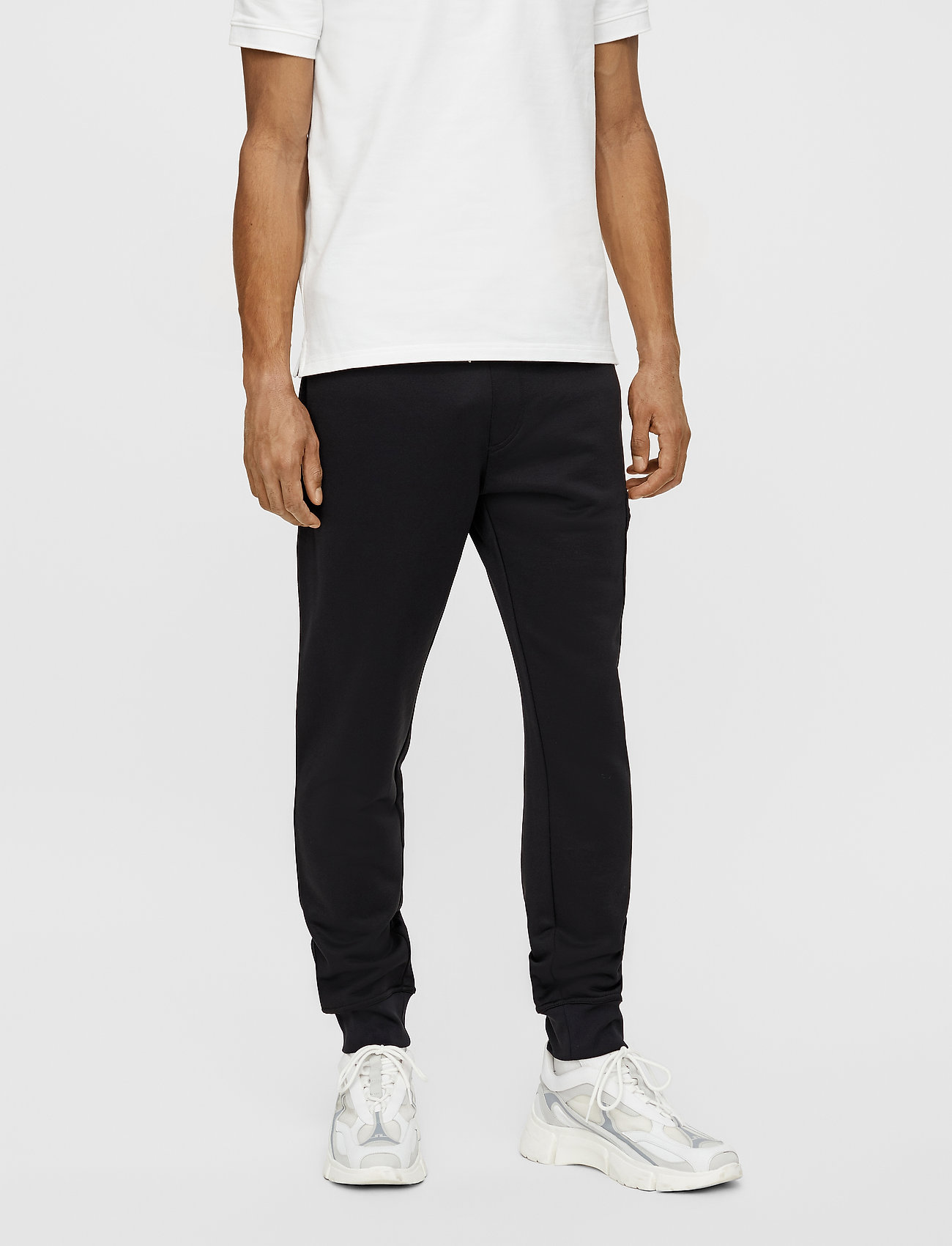 J. Lindeberg - Victor Sweat Pants - jogginghosen - black - 0