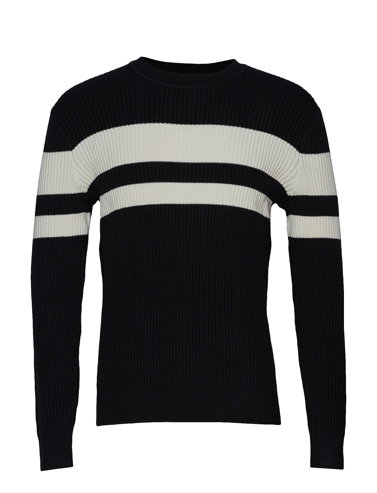 J. Lindeberg Remus-Cotton Wool - BLACK