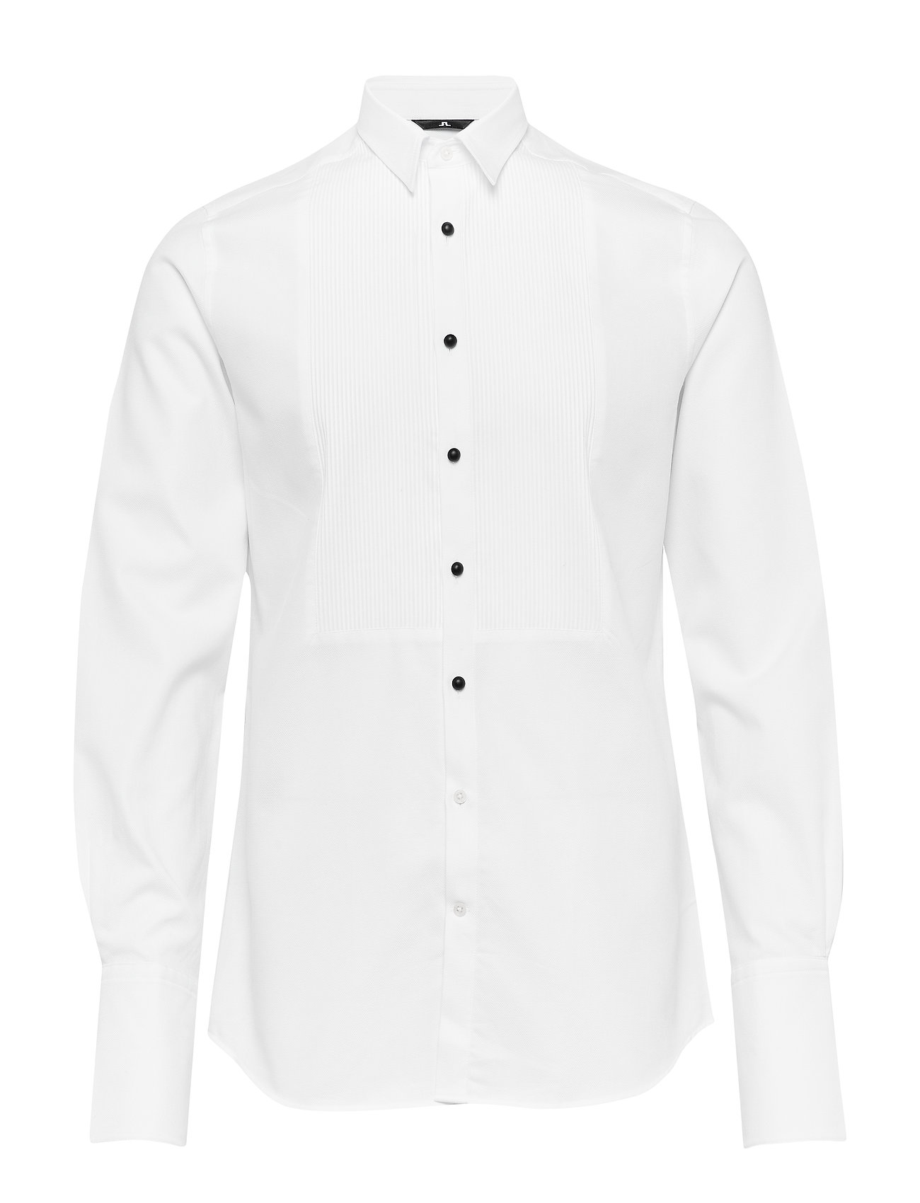 J. Lindeberg Daniel Tux-Refined Pique - WHITE