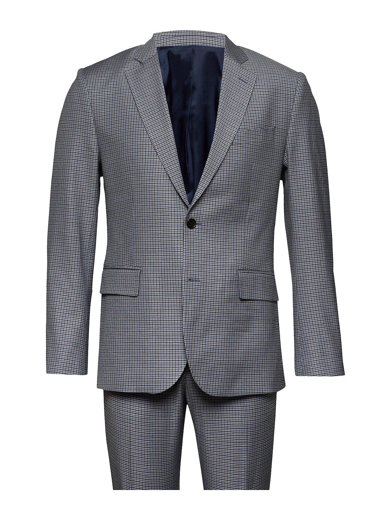 J. Lindeberg Hopper Soft S Micro Check Kostymer & kavajer