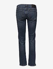 J. Lindeberg - Lowe Bowl - straight jeans - mid blue - 1