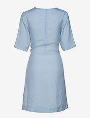 J. Lindeberg - Embla Sheer Crepe - short dresses - ice flow - 1