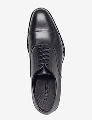 J. Lindeberg - Hopper Cap Toe Port Calf - schnürschuhe - black - 3