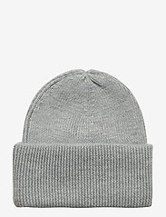 J. Lindeberg - Jive Beanie-Spongy Wool - czapka - grey melange - 1