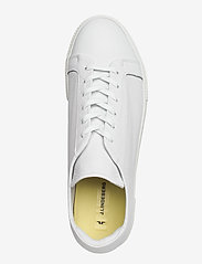 J. Lindeberg - Signature Leather Sneaker - niedriger schnitt - white - 3