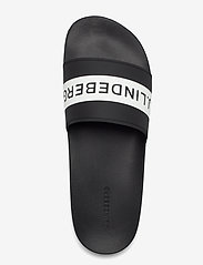 J. Lindeberg - Casual Summer Slide - pool sliders - black - 3