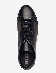 J. Lindeberg - Signature Leather Sneaker - niedriger schnitt - black - 3